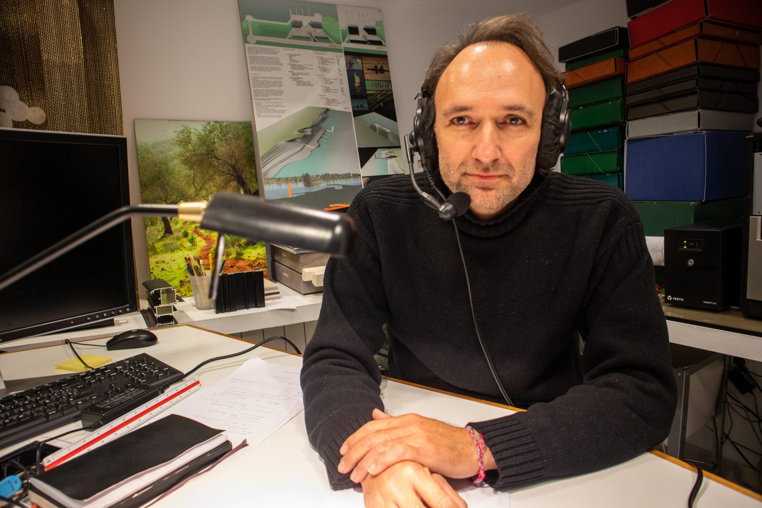 Angel Ganivet, arquitecto