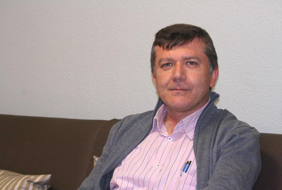 Psicólogo Alfonso Puerto Martín