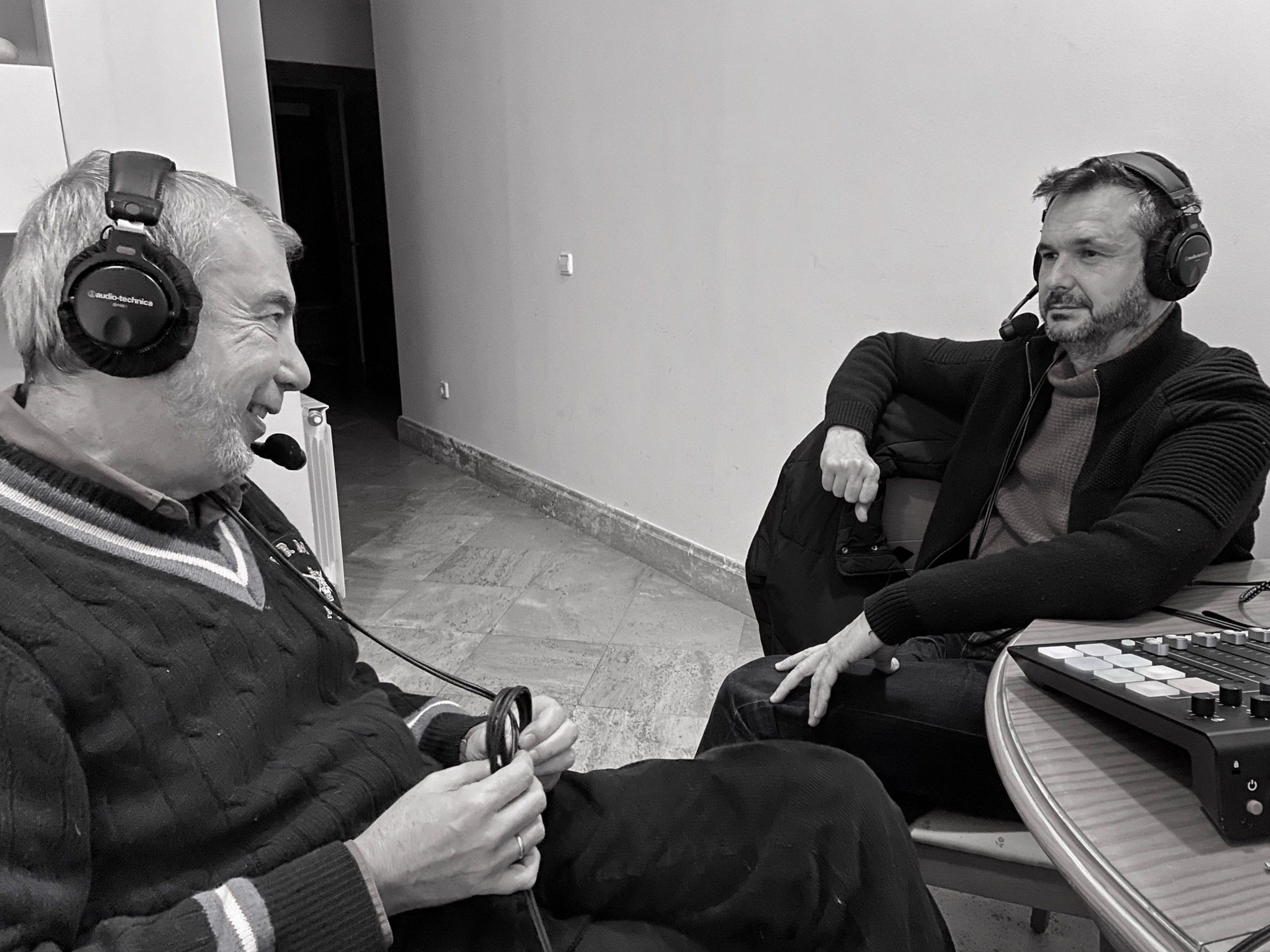 José Miguel López y Alejandro Barredo