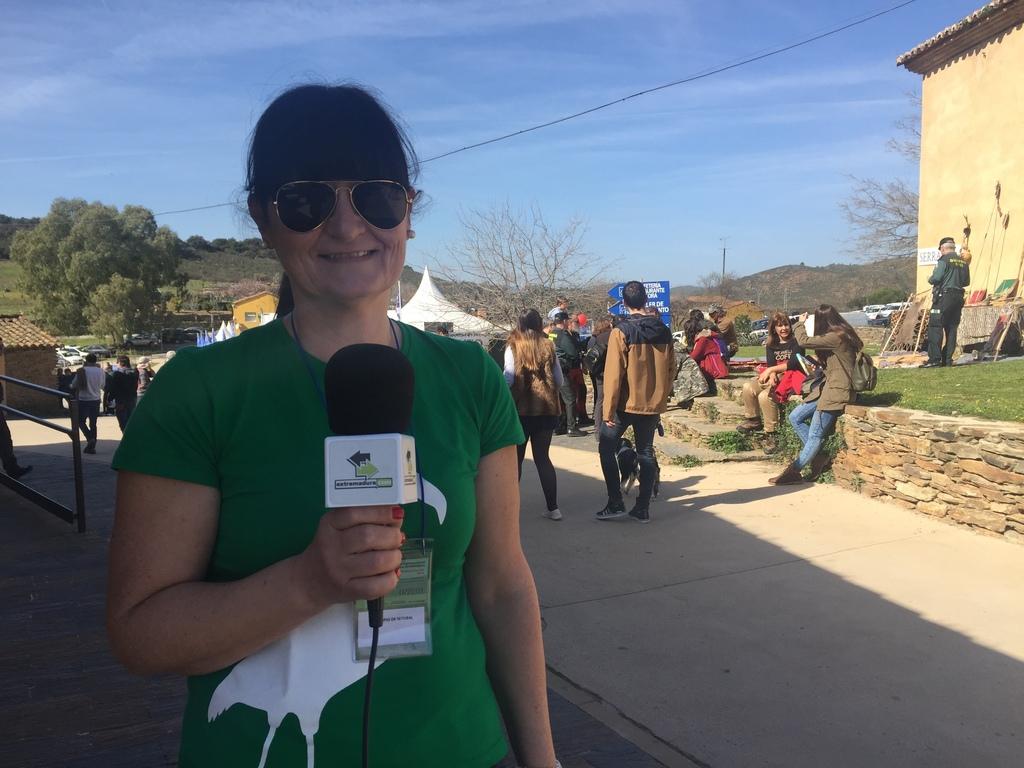 Ana Gomes - Setúbal en FIO Extremadura 2017