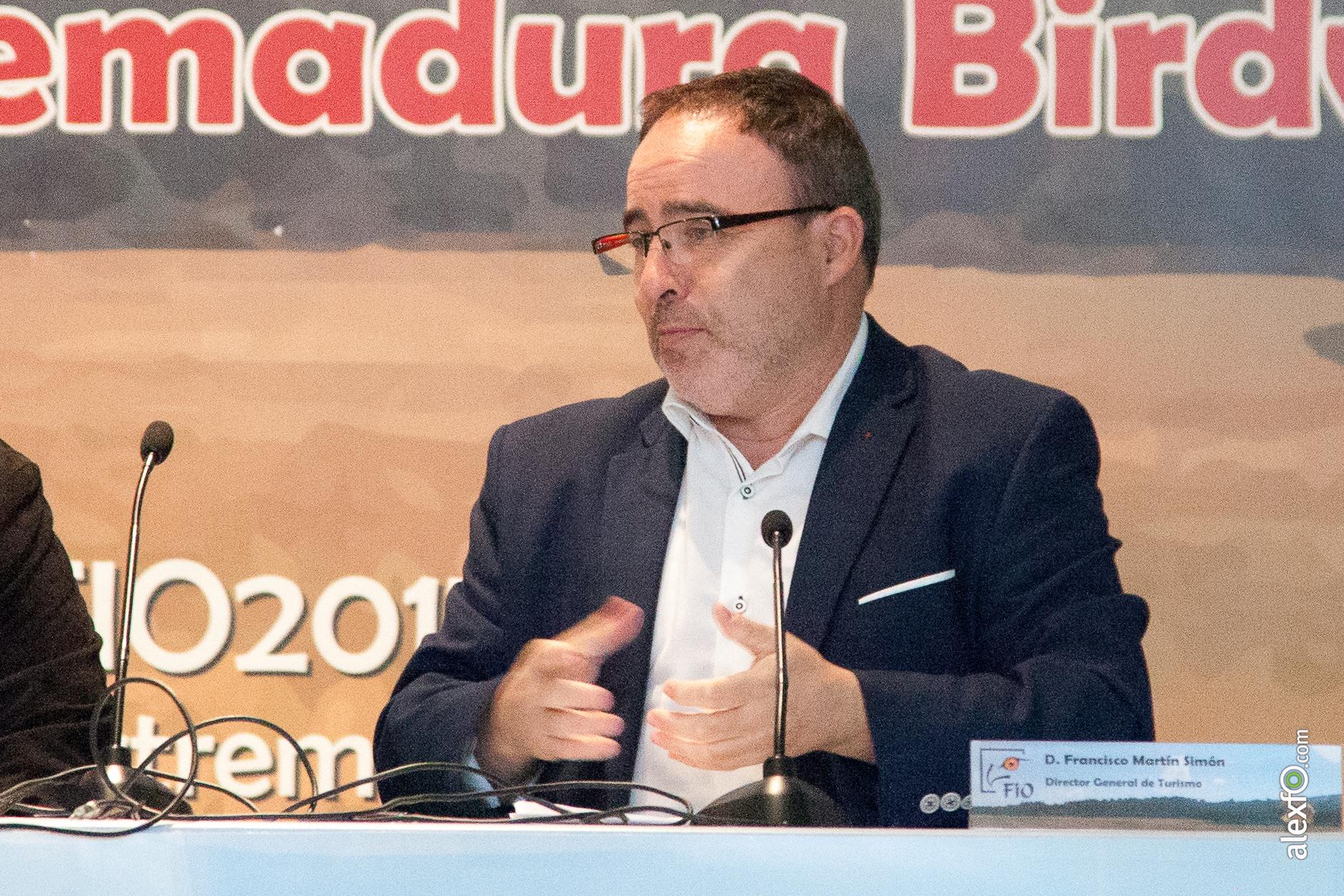 Francisco Martín Simón en FIO 2017