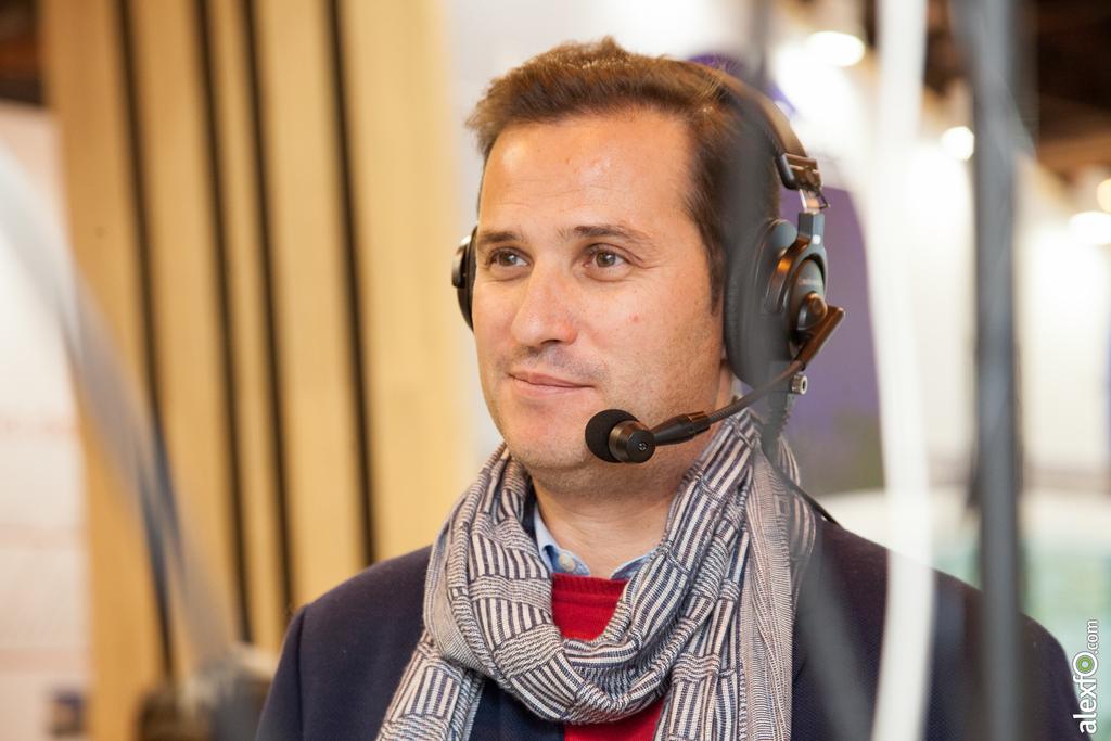Raul Barrado, de ADEME