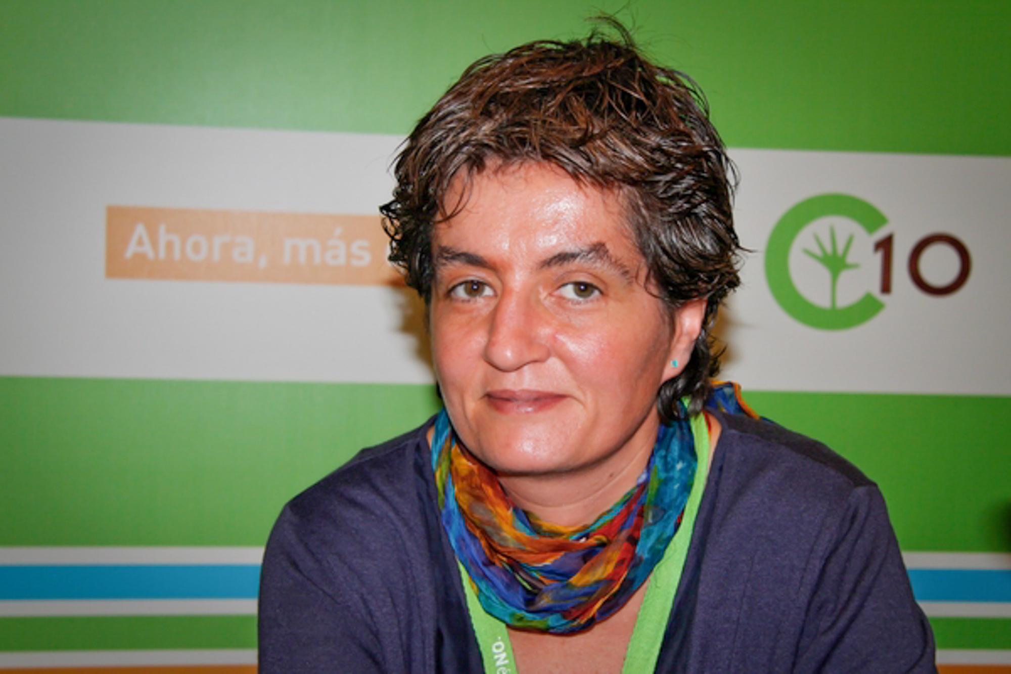 Cristina Sanchez de SEO Birdlife
