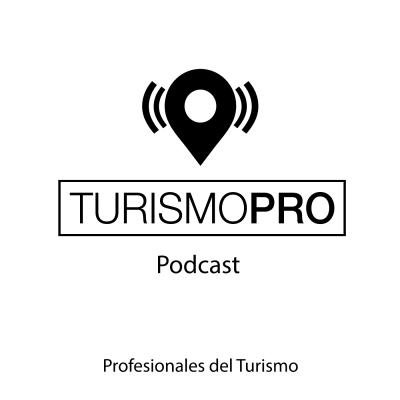 Logo podcast turismopro